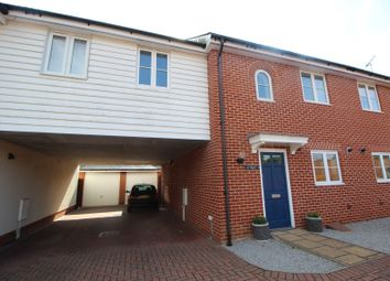 Thumbnail 4 bed mews house for sale in Brittannia Mews, Colchester