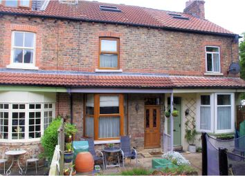 Thumbnail 3 bedroom terraced house for sale in Chatsworth Terrace, York