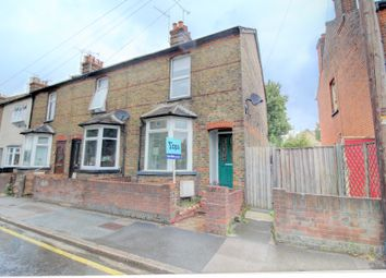 Thumbnail 3 bed end terrace house for sale in Rainsford Road, Chelmsford