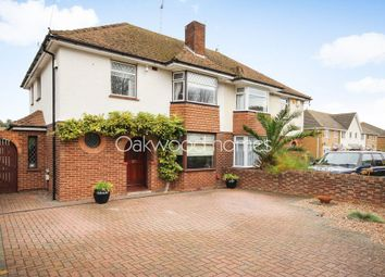 Thumbnail 3 bed semi-detached house for sale in All Saints Avenue, Margate