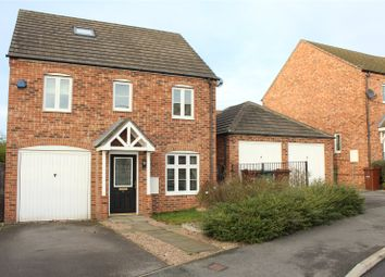 Thumbnail 4 bed detached house for sale in Lake View, Pontefract