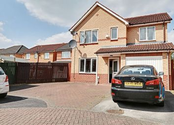 Thumbnail 4 bedroom detached house for sale in Noseley Way, Kingswood, Hull