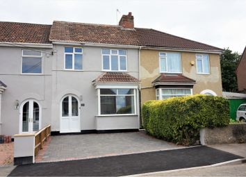 Thumbnail 3 bed terraced house for sale in Jubilee Road, Kingswood
