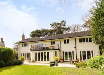 Thumbnail 6 bed detached house for sale in Gatehouse Close, Coombe