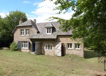 Thumbnail 4 bed detached house for sale in La-Monterie, Viessoix, Vire (Commune), Vire, Calvados, Lower Normandy, France