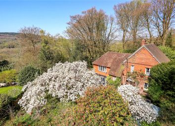 Thumbnail 4 bed detached house for sale in Sandy Lane, Grayswood, Haslemere, Surrey