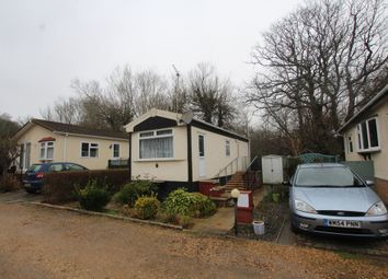Thumbnail 1 bedroom mobile/park home for sale in Redhill Park, Wimborne Road, Bournemouth