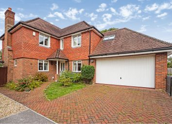 Thumbnail 5 bed detached house for sale in Boundary Acre, Southampton