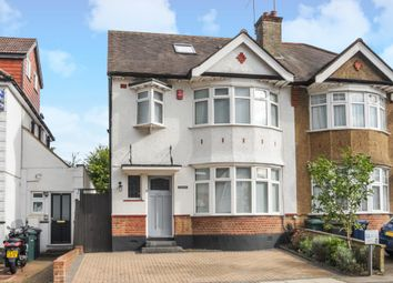 Thumbnail 5 bed semi-detached house to rent in Wentworth Avenue, Finchley N3,