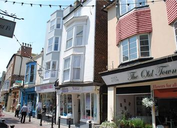 Thumbnail 4 bed maisonette to rent in George Street, Hastings, East Sussex