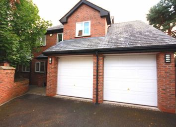 Thumbnail 5 bed detached house to rent in Wybunbury Road, Willaston, Nantwich