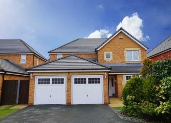 Thumbnail 4 bed detached house for sale in Coppice Close, Lostock, Bolton