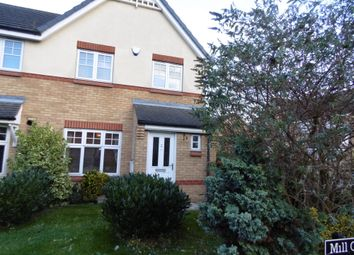 Thumbnail 3 bed town house to rent in Mill Chase Croft, Wakefield