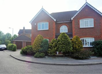 Thumbnail 4 bed detached house for sale in Albra Mead, Chelmsford