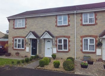 Thumbnail 2 bed terraced house for sale in Nightingale Drive, Westbury, Wiltshire