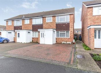 Thumbnail 3 bed end terrace house for sale in Willowhayne Drive, Walton-On-Thames