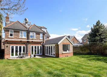 Thumbnail 6 bed detached house for sale in Bainbridge Close, Richmond, Surrey