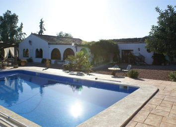 Thumbnail 8 bed country house for sale in Bigastro, Alicante, Spain
