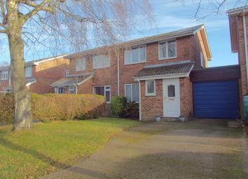 Thumbnail 3 bed semi-detached house for sale in North Baddesley, Southampton, Hampshire