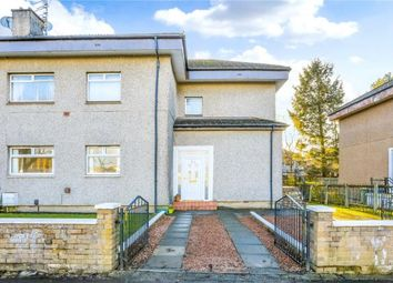 Thumbnail 3 bed flat for sale in Peat Road, Glasgow, Lanarkshire