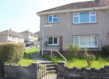 Thumbnail 1 bed flat for sale in Cae Grawn, Gowerton, Swansea