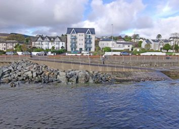 Thumbnail 2 bed flat for sale in Sands Court Alexandra Parade, Dunoon
