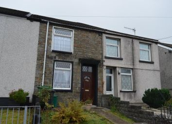 Thumbnail 4 bed terraced house to rent in Cardiff Road, Aberaman, Aberdare