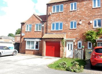 Thumbnail 4 bed terraced house for sale in Garbsen Court, Worksop