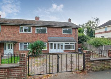 Thumbnail 3 bed semi-detached house to rent in Nelson Street, Swadlincote