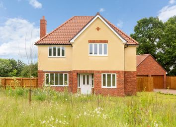 Thumbnail 5 bed detached house for sale in Plot 28, Mulberry Place, Chedburgh