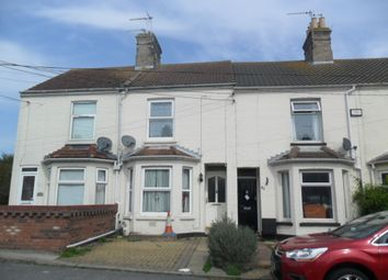 Thumbnail 3 bed terraced house to rent in Field Lane, Kessingland, Lowestoft