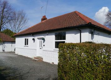 Thumbnail 3 bed detached bungalow for sale in Middle Drive, Ponteland, Newcastle Upon Tyne