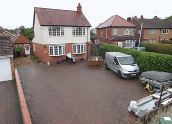 Thumbnail 5 bed detached house for sale in Newton Road, Bletchley, Milton Keynes