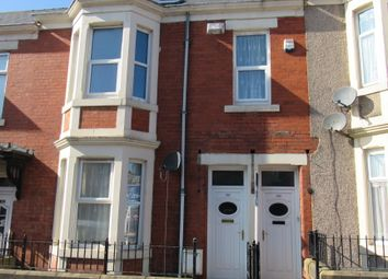 Thumbnail 1 bed terraced house to rent in Fairholm Road, Benwell