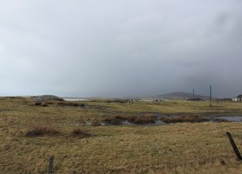 Thumbnail Land for sale in By Lochmaddy, North Uist