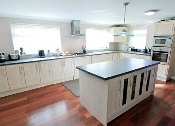 Thumbnail 4 bedroom property for sale in Leckwith Road, Llandough, Penarth
