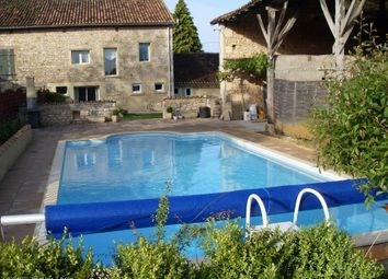Thumbnail 3 bed property for sale in Saint Gaudent, Poitou-Charentes, 86400, France