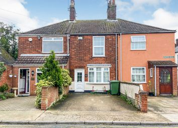 Thumbnail 2 bed terraced house for sale in Bath Hill, Great Yarmouth