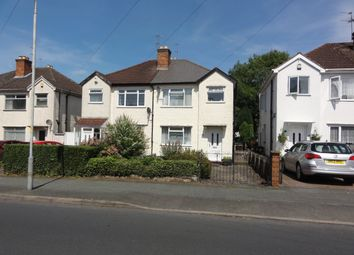 Thumbnail 3 bed semi-detached house for sale in School Road, Tettenhall Wood, Wolverhampton