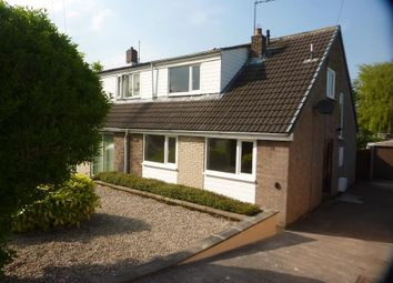 Thumbnail 4 bed semi-detached house for sale in Vikings Court, Brompton, Northallerton
