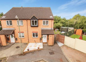 Thumbnail 3 bed terraced house for sale in Rochford Gardens, Bicester