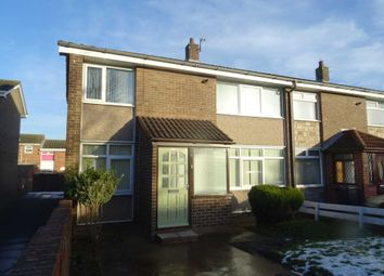 Thumbnail 3 bed terraced house to rent in Throston Grange Lane, Hartlepool