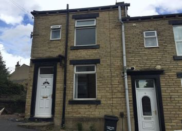Thumbnail 1 bed end terrace house to rent in Thomas Street, Rastrick, Brighouse