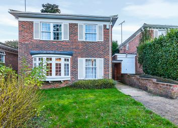 Thumbnail 4 bed detached house to rent in Hazelwood, Loughton