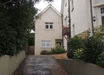 Thumbnail 2 bed link-detached house to rent in 26 Mansfield Road, Lower Parkstone