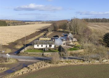 Thumbnail 3 bed detached bungalow for sale in Scones Of Lethendy Farm Cottages, Perth, Perth And Kinross