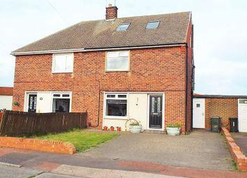 Thumbnail 3 bed property for sale in Bavington Gardens, Marden Estate, North Shields