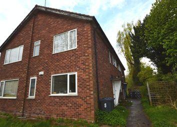 Thumbnail 2 bed maisonette to rent in Oval Road, Erdington, Birmingham