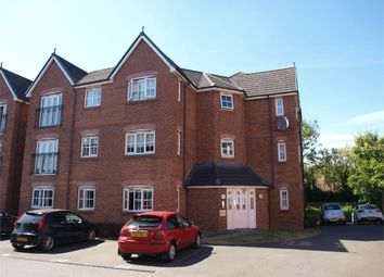 Thumbnail 2 bed flat to rent in Hendeley Court, Burton-On-Trent, Staffordshire