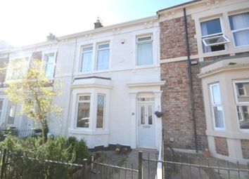 Thumbnail 5 bed terraced house to rent in Poplar Crescent, Bensham, Gateshead